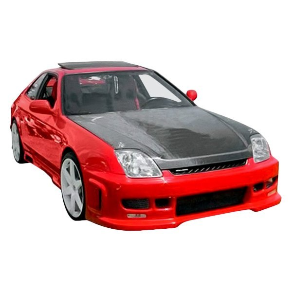 Honda Prelude 1998 Advantage Front Non: Honda Prelude Base / Type SH 1998 Spyder Style