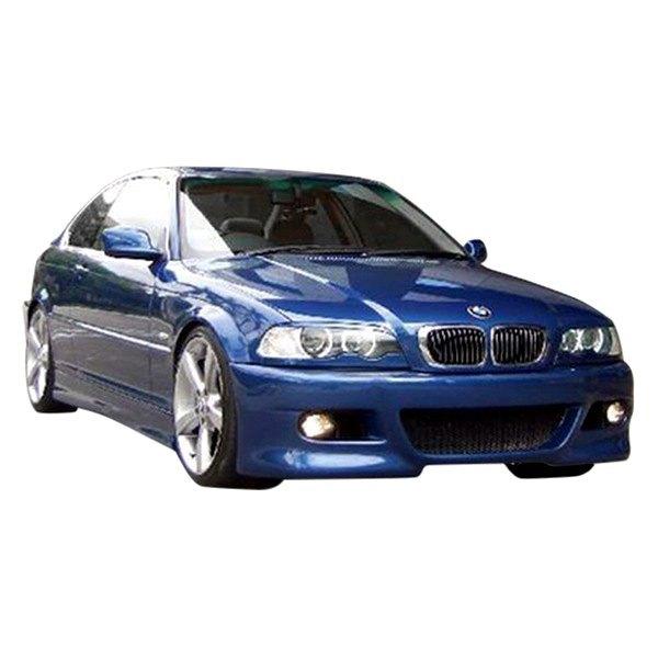 For BMW M3 01-06 Duraflex M3 Style Fiberglass Front Bumper