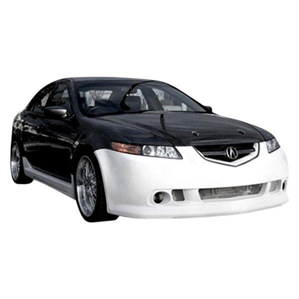For Acura TL 04-08 Duraflex K-1 Style Fiberglass Front