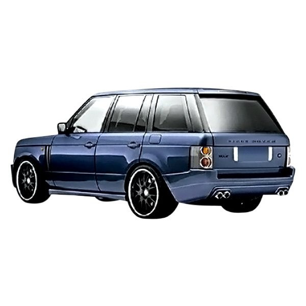 2003 Land Rover Range Rover Interior: Land Rover Range Rover 2003-2004 Platinum