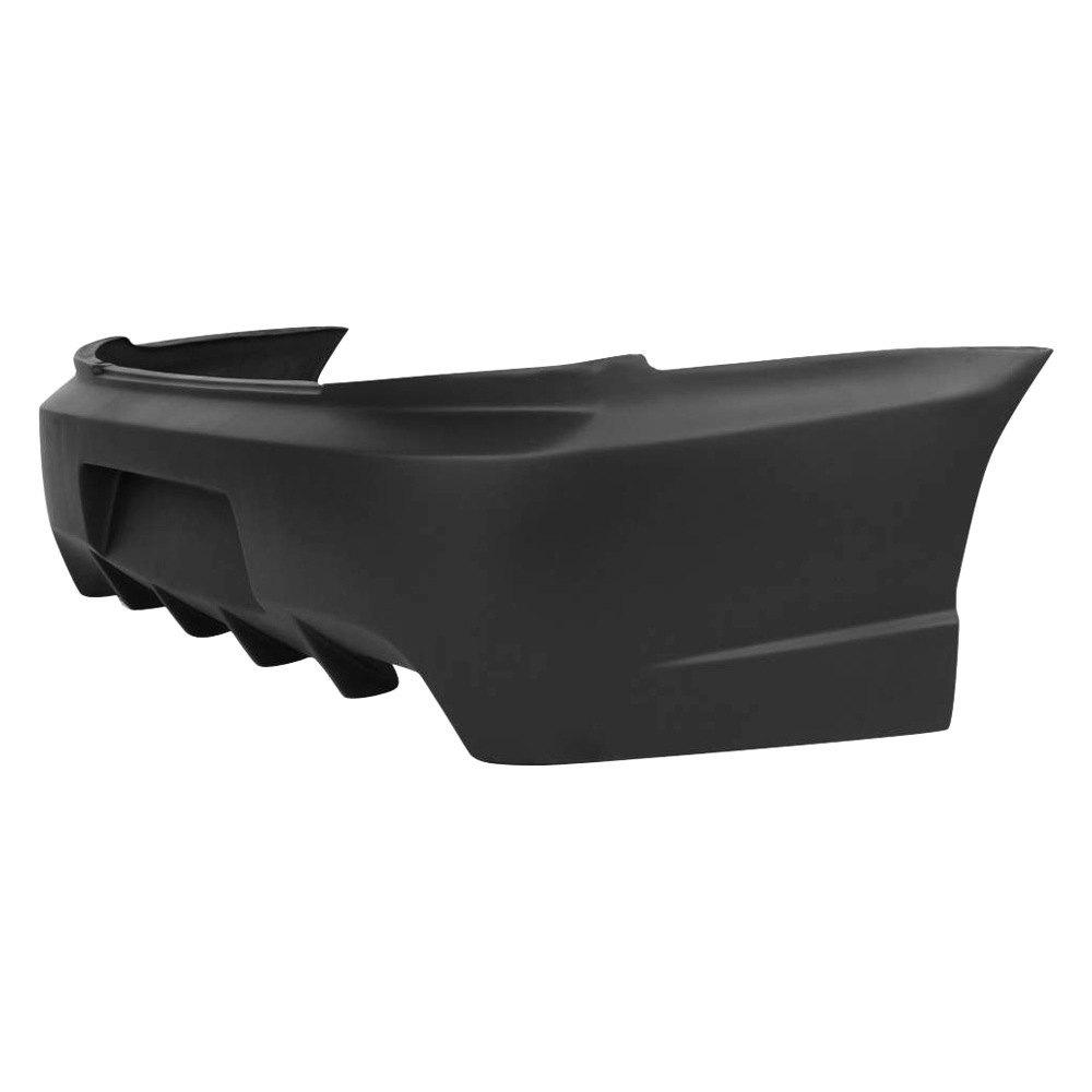 Duraflex 104456 MR Edition Style Fiberglass Front Bumper Cover Unpainted