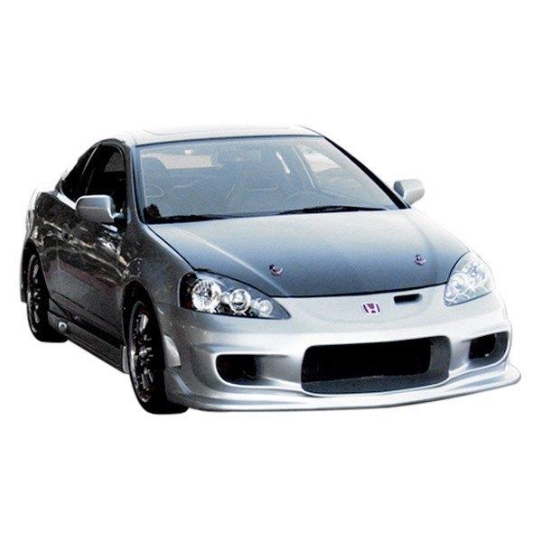 Acura RSX 2005 I-Spec 2 Style Fiberglass Body Kit