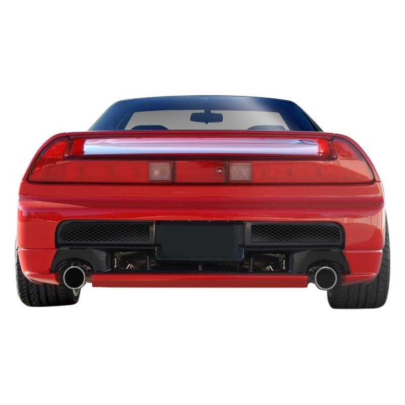 For Acura NSX 91-05 GT Competition Style Fiberglass Rear