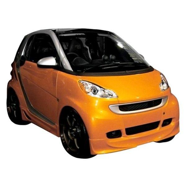 08-16 Smart ForTwo FX Duraflex Front Bumper Lip Body Kit!! 105667