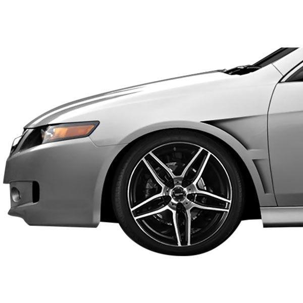 For Acura TSX 04-08 Duraflex GT Concept Style Fiberglass