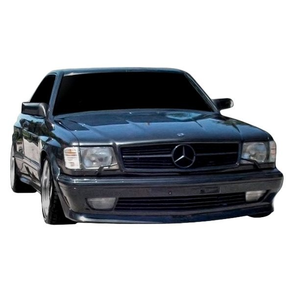 Mercedes benz 560sec 86 91 front bumper cover amg style for Mercedes benz body styles