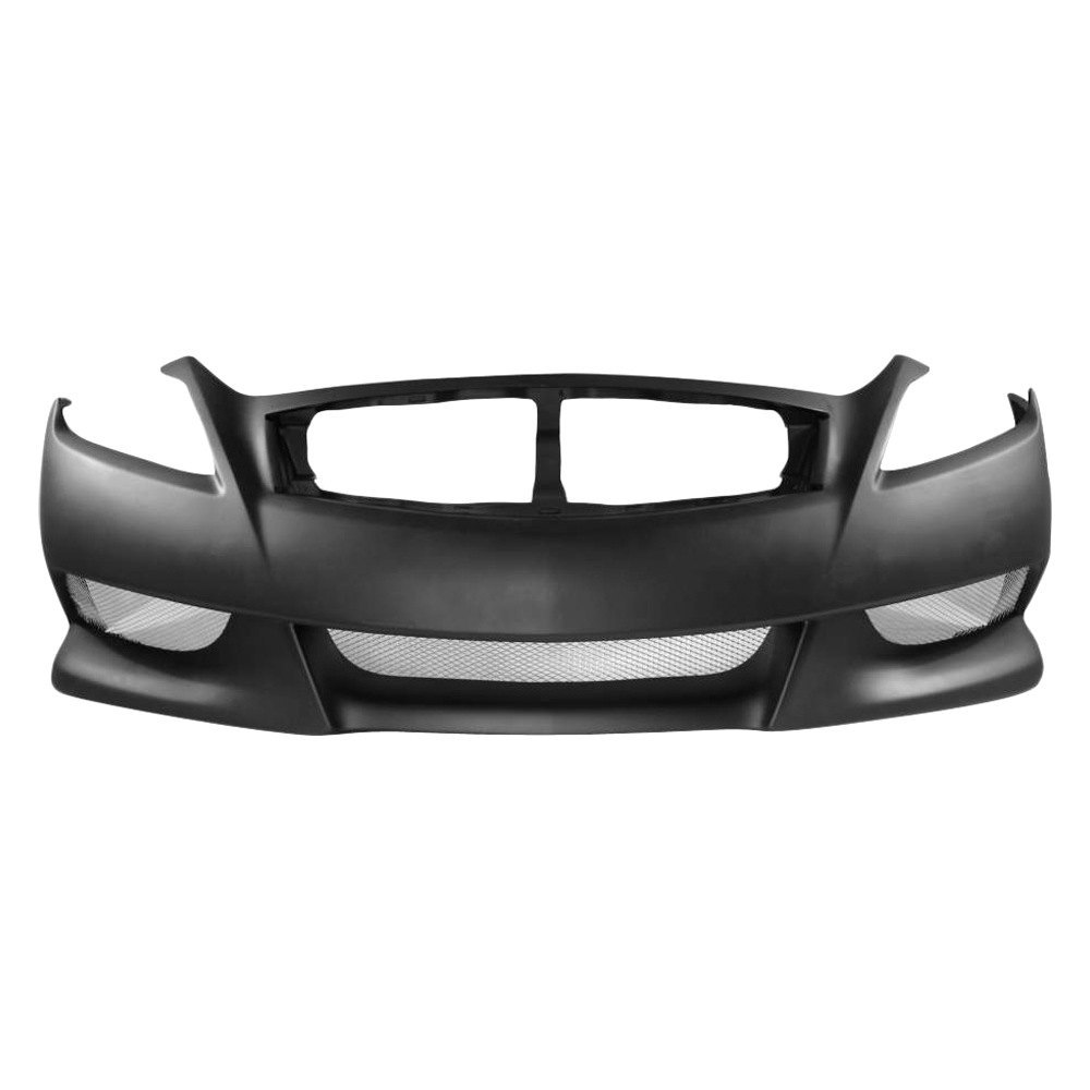 Duraflex® - IPL Style Fiberglass Front and Rear Bumper Covers (Unpainted)