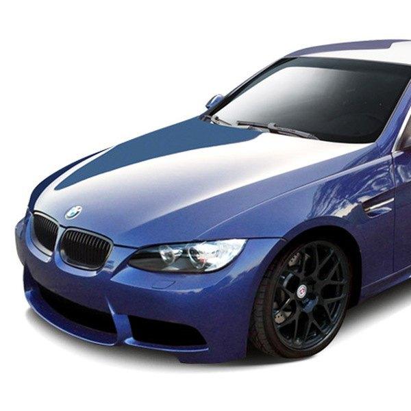 For BMW 328i 07-13 Duraflex 109299 M3 Style Fiberglass Front Fenders Unpainted