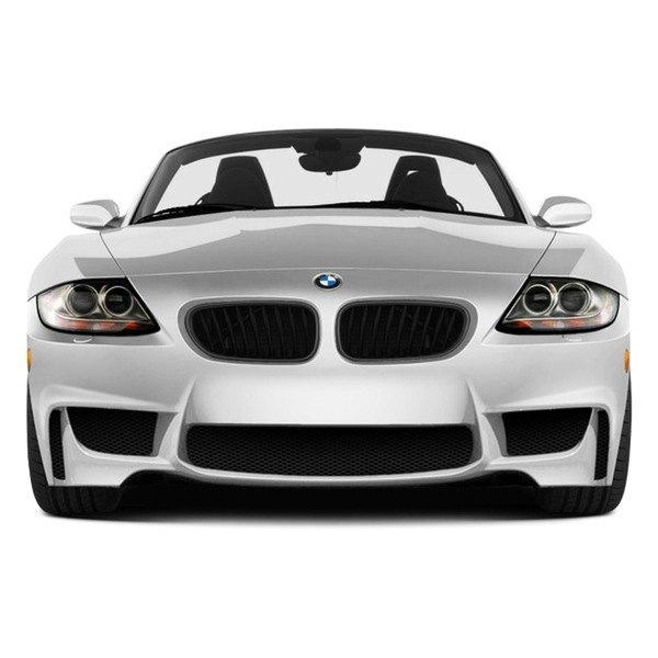 Bmw Z4 Car Cover: 1M Style Fiberglass Front Bumper Cover