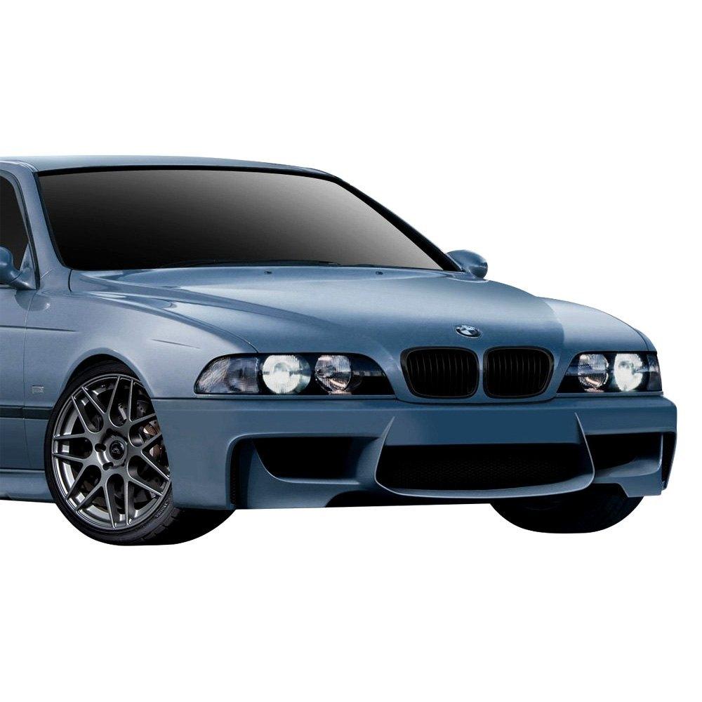 For BMW 525i 2001-2003 Duraflex 1M Style Fiberglass Front