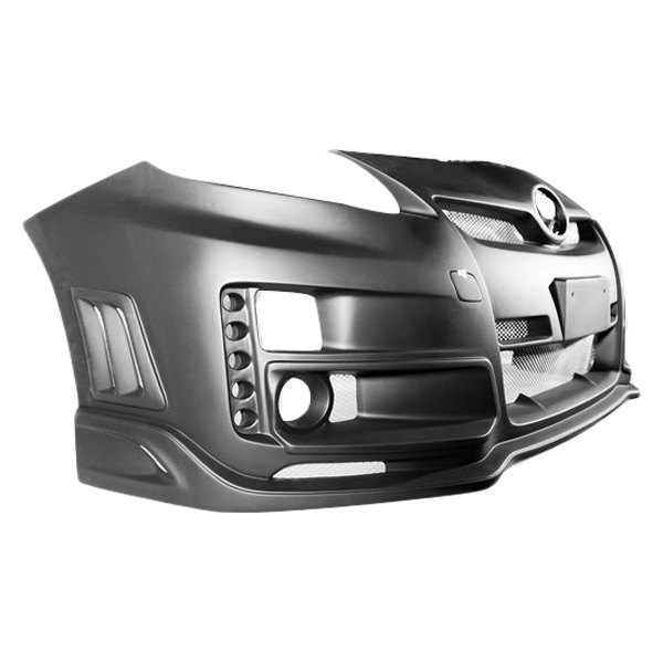for toyota prius plug in 12 15 front bumper cover tk r style fiberglass front 6928366867706 ebay. Black Bedroom Furniture Sets. Home Design Ideas