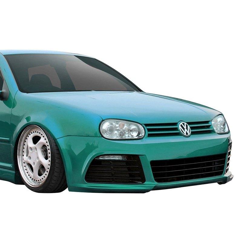 Duraflex R Style Fiberglass Front Bumper Cover Unpainted