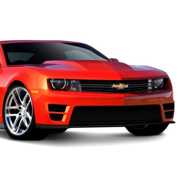 Details About For Chevy Camaro 10 15 Zl2 Style Fibergl Front Per Cover Unpainted