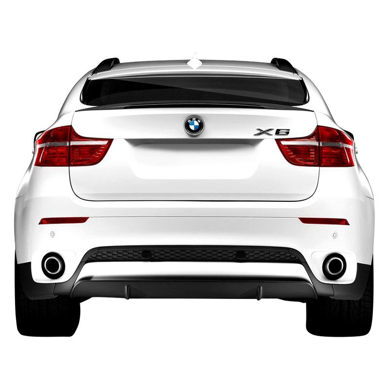 2010 Bmw X6 M Exterior: BMW X6 2010 M Performance Style Fiberglass