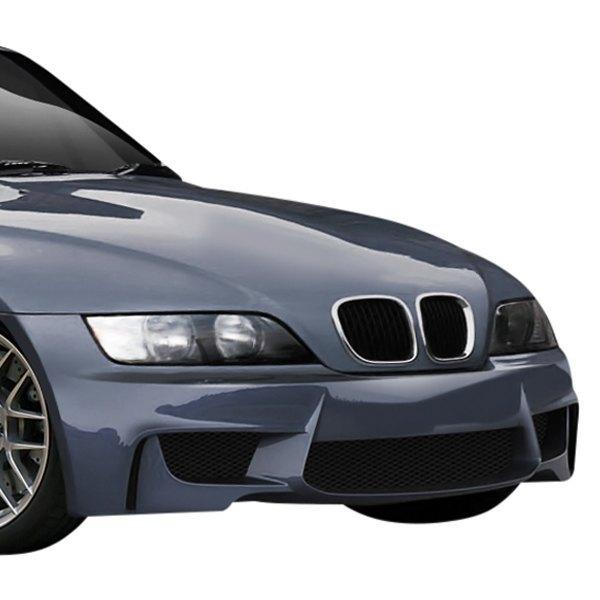 For Bmw Z3 2001 2002 Duraflex 1m Style Fiberglass Front
