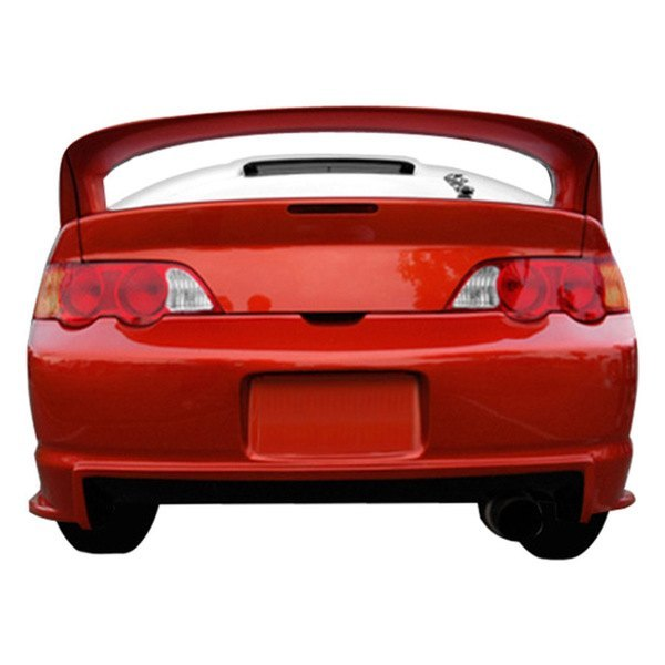 Acura RSX 2002 GT300 Style Fiberglass Wide