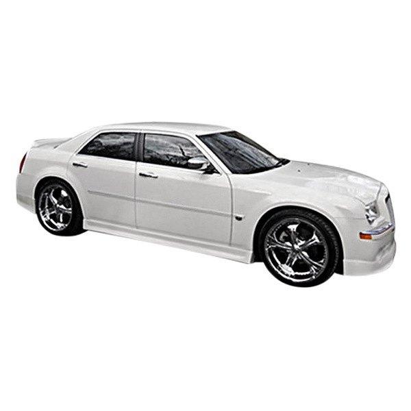 300 Srt8 Meet Mr Bentley On: Chrysler 300 2005 Elegante Style Fiberglass