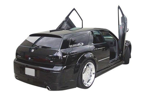 Duraflex Dodge Magnum 2006 Vip Style Fiberglass Body Kit