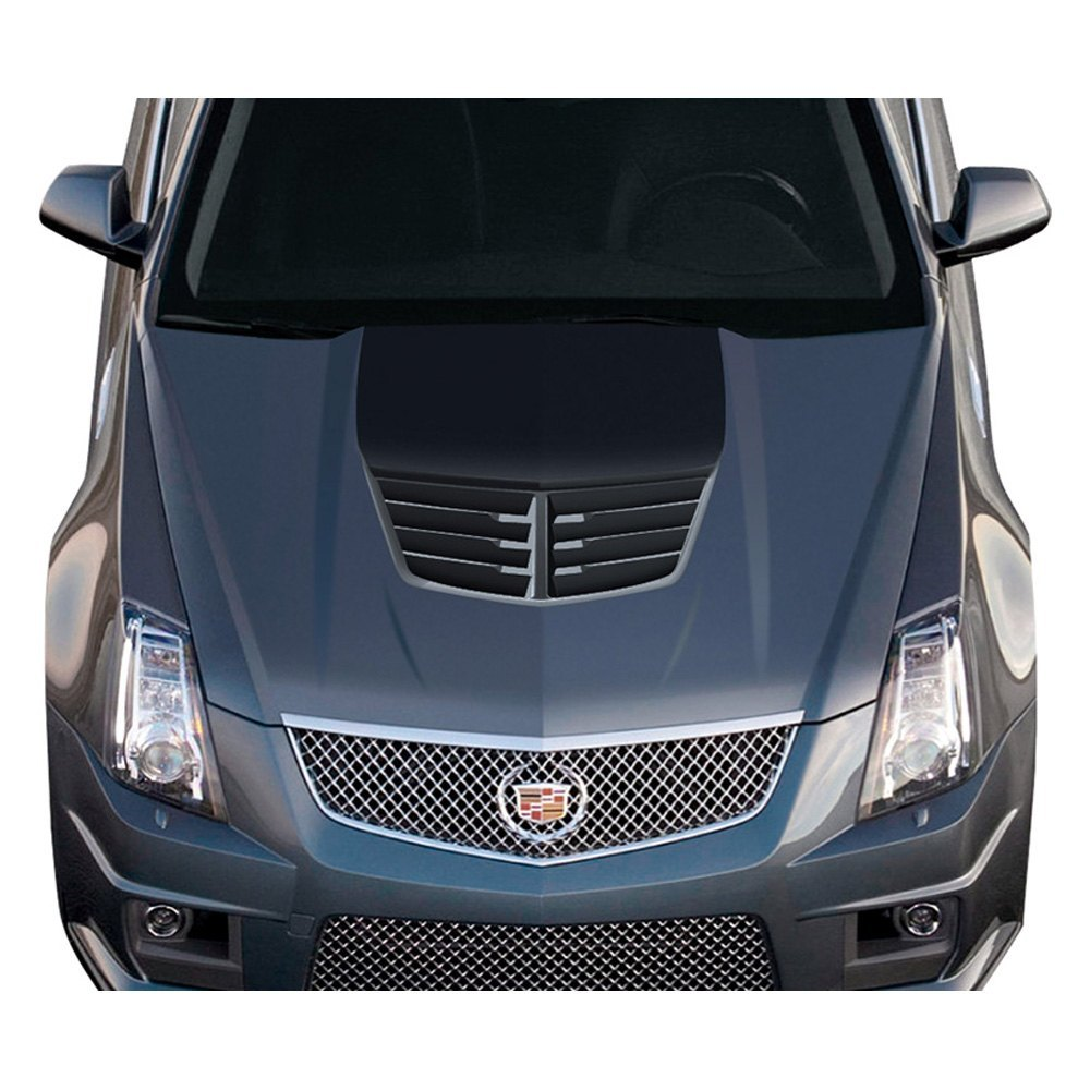 Cadillac Cts 2013 Price: For Cadillac CTS 2009-2013 Duraflex Stingray Z Style Fiberglass Hood Unpainted