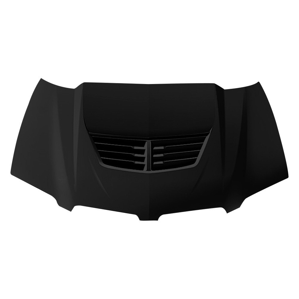 Duraflex® 112618 - Stingray Z Style Fiberglass Hood (Unpainted)
