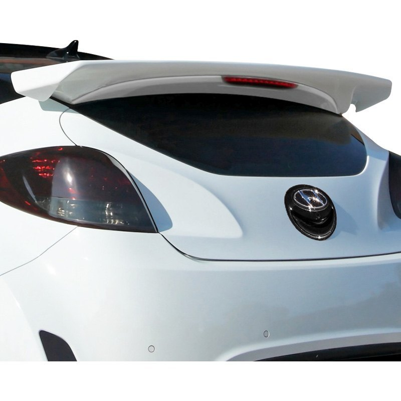 12 Hyundai Veloster: For Hyundai Veloster 12-17 Sequential Fiberglass Rear Roof
