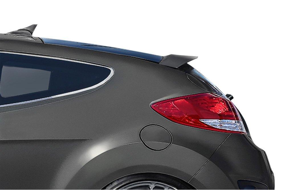Duraflex 112736 Hyundai Veloster 2013 Kd Spec Style Fiberglass Rear Wing