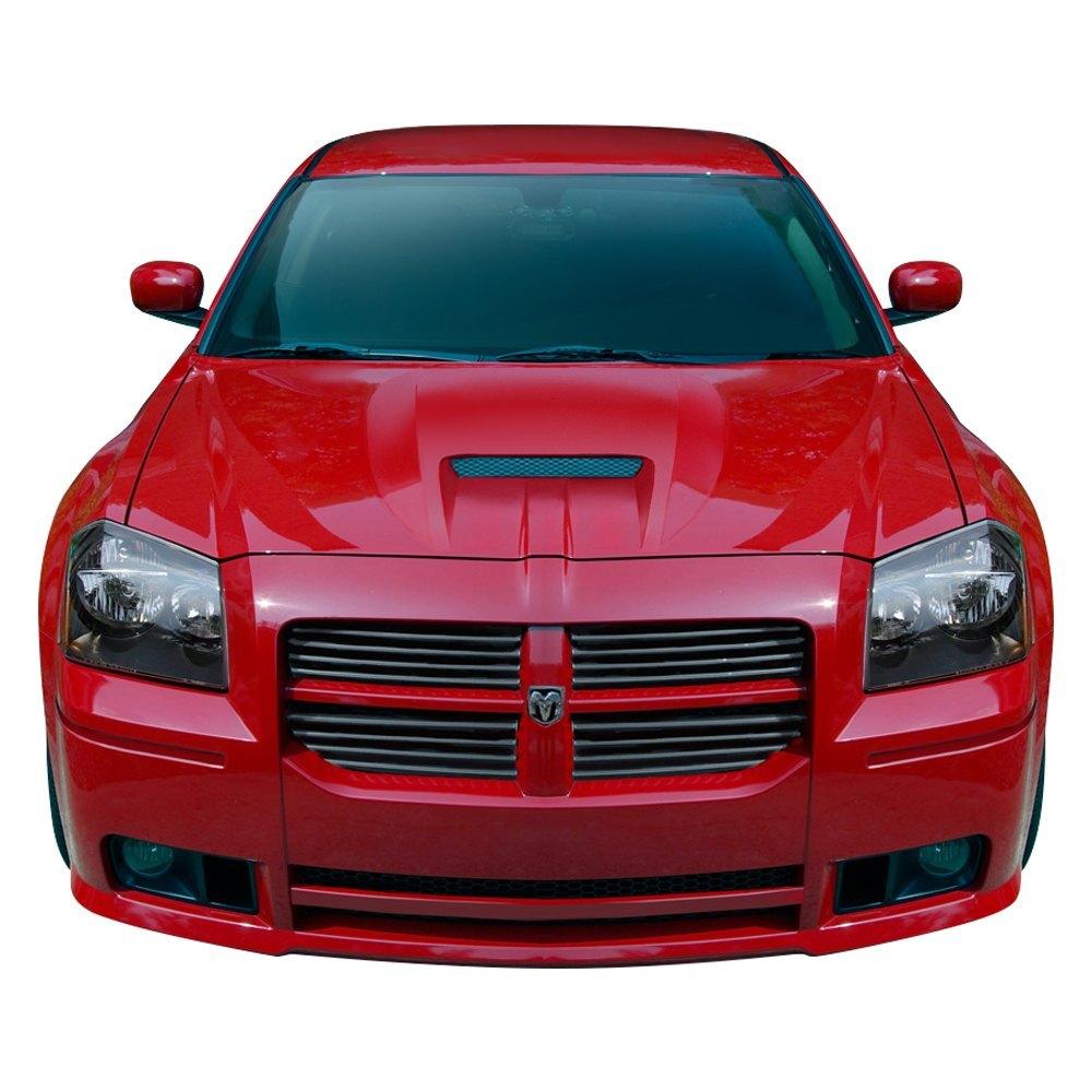 Chrysler 300 2006 Ground Effects Package: For Dodge Magnum 2005-2007 Duraflex SRT Style Fiberglass