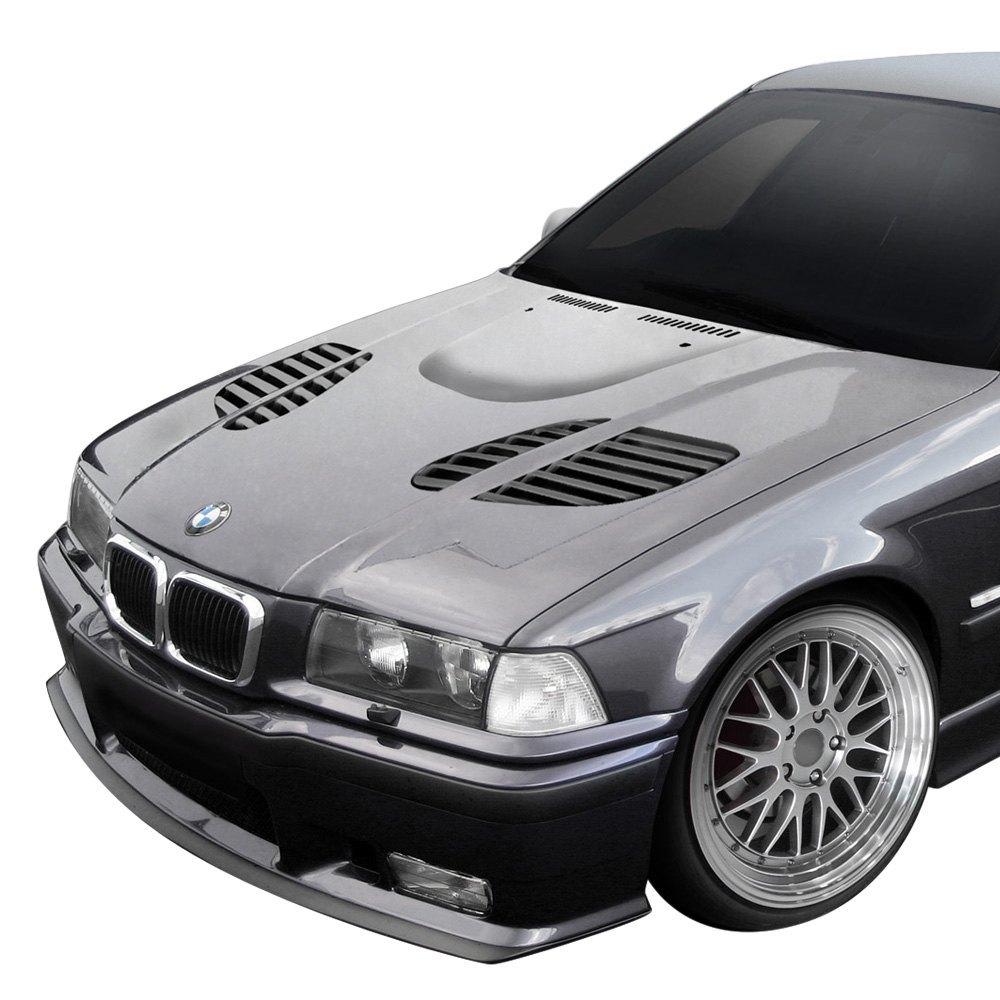 BMW M3 1998 GTR Style Fiberglass Hood