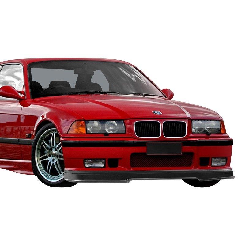 Bmw M3 Gtr: For BMW M3 94-98 GTR Style Fiberglass Front Bumper Lip