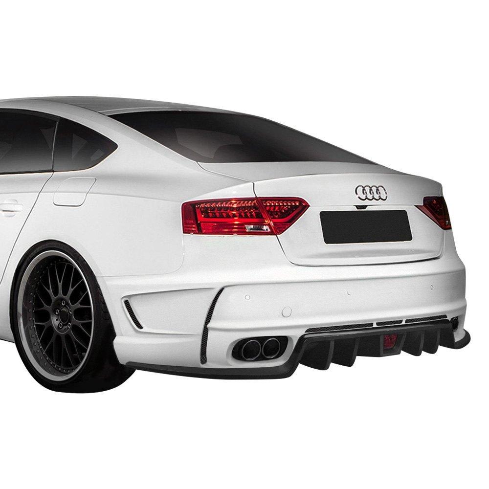 For Audi A5 2011-2013 Duraflex 113516 TKR Style Fiberglass