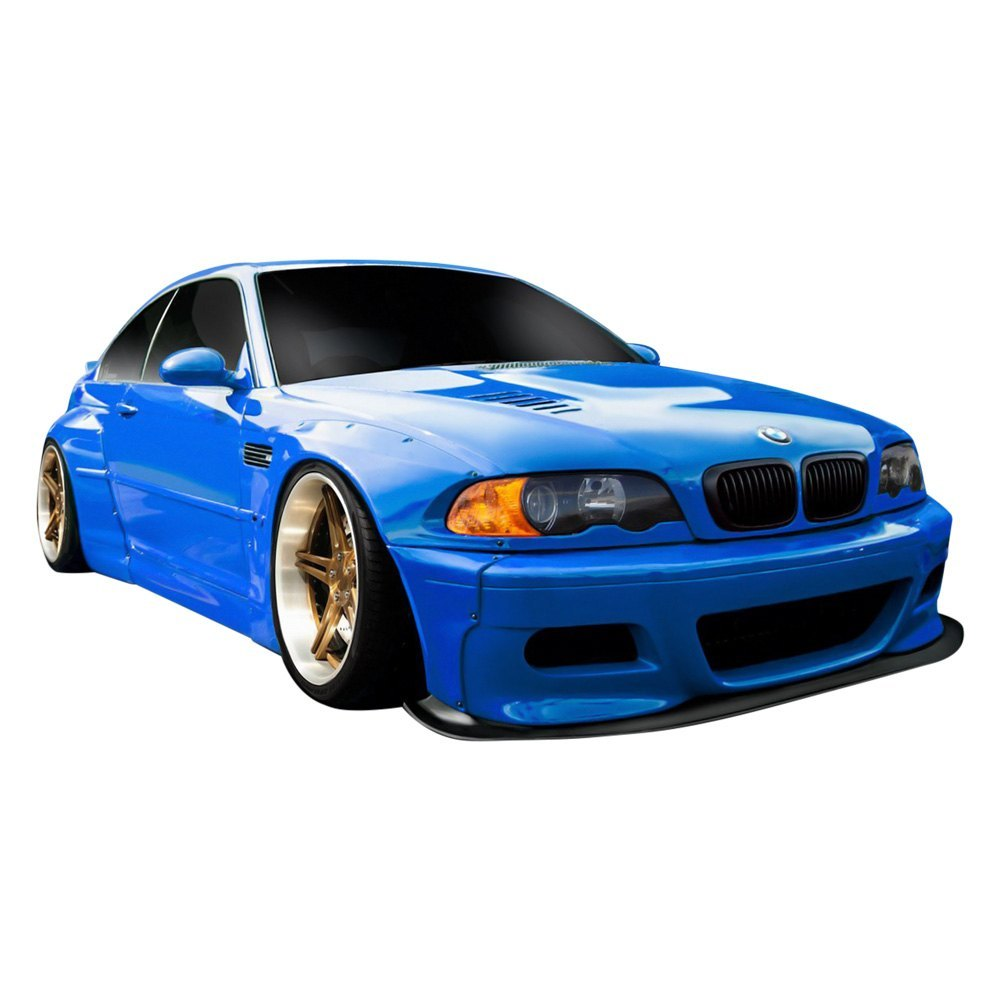 Duraflex® - BMW M3 2002 Circuit Style Fiberglass Wide Body Kit