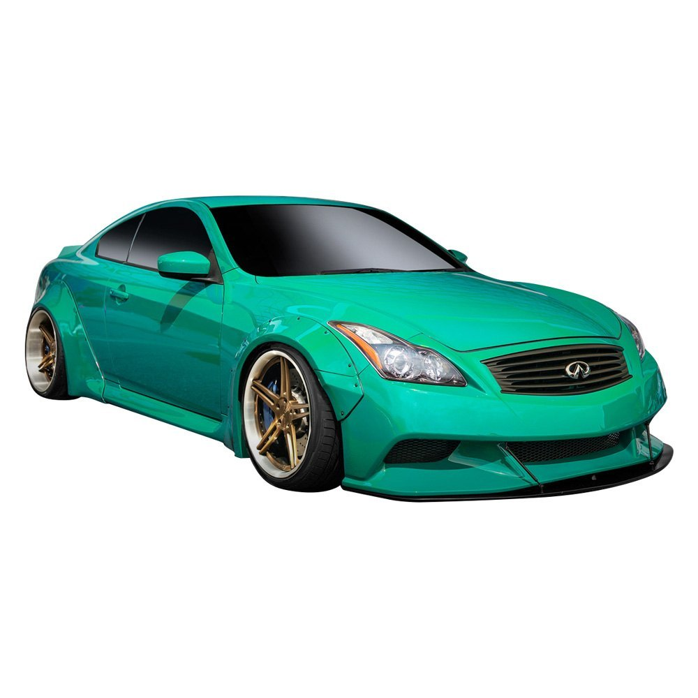 Infiniti G37 S For Sale: Infiniti G37 Coupe 2009-2013 LBW Style