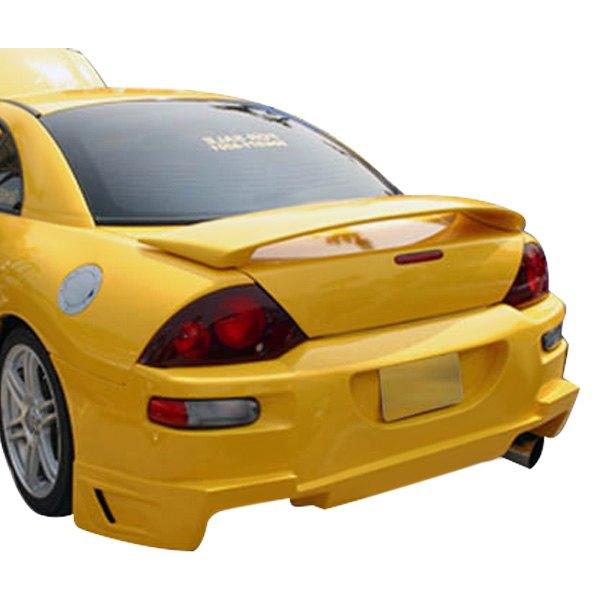 Duraflex mitsubishi eclipse 2001 blits style fiberglass for Garage mitsubishi valence