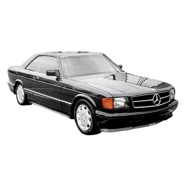 Duraflex 102237 81 83 mercedes s class fiberglass front for Mercedes benz s550 car cover