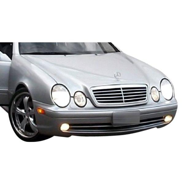 AMG Style Fiberglass Front Bumper Cover
