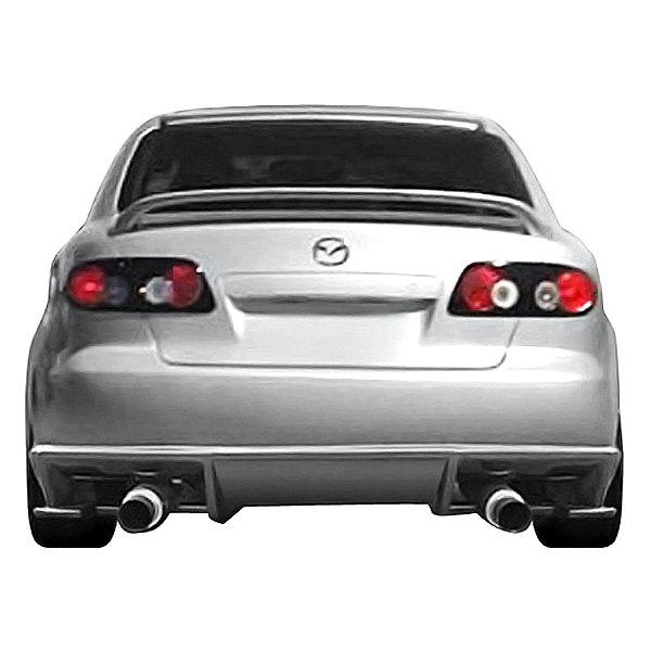 2005 Mazda Mazda6 Exterior: Mazda 6 I / S 2005 Bomber Style Fiberglass