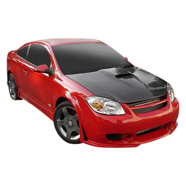 duraflex chevy cobalt 2006 2009 b 2 style fiberglass. Black Bedroom Furniture Sets. Home Design Ideas