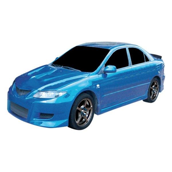2005 Mazda Mazda6 Exterior: Mazda 6 I / S 2005 Skylark Style Fiberglass