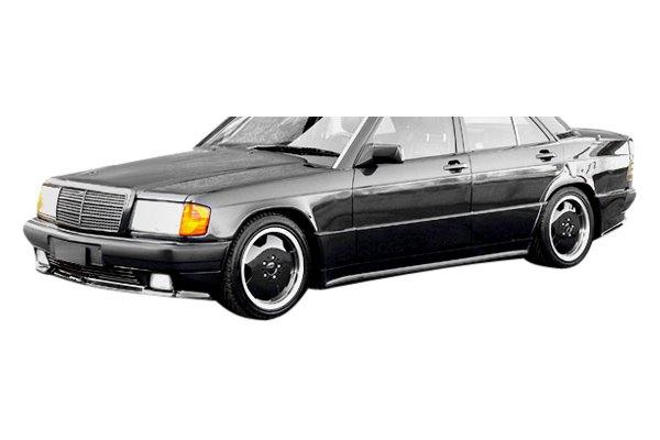Duraflex mercedes 190e w201 body code coupe sedan for Mercedes benz 190e front bumper