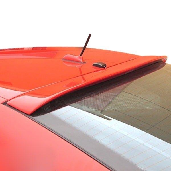 ... LR S Style Fiberglass Roof Lip Spoiler (Unpainted) ...