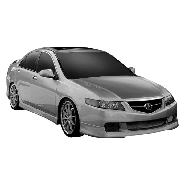 Acura TSX Fiberglass Body Kit Unpainted