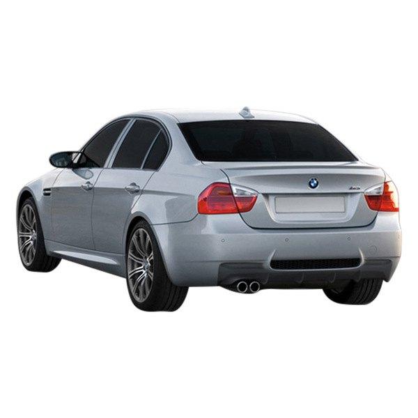BMW 3-Series 2009 M3 Style Fiberglass Bumper