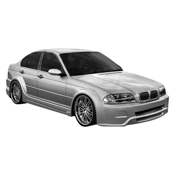 duraflex bmw 320i 323i 325i 328i 330i e46 body code sedan 1999 i design style. Black Bedroom Furniture Sets. Home Design Ideas