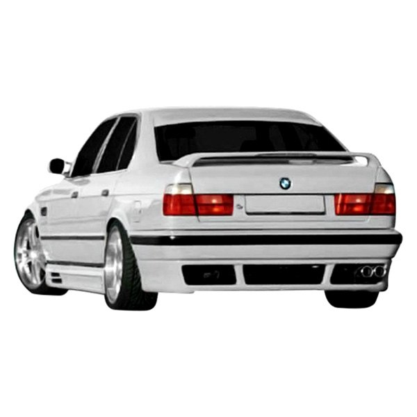 Bmw 7 Series Facelift Fully Leaked Front And Rear: BMW 5-Series Sedan / Wagon E34 Body Code 1994