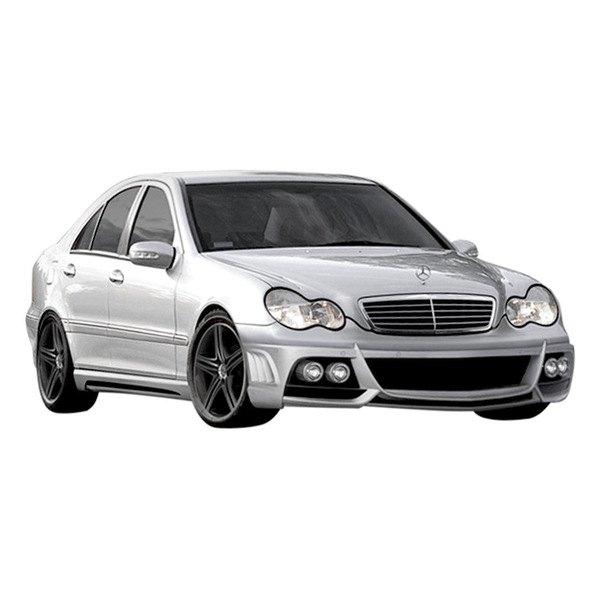 Mercedes C230 / C240 / C320 W203 Body Code