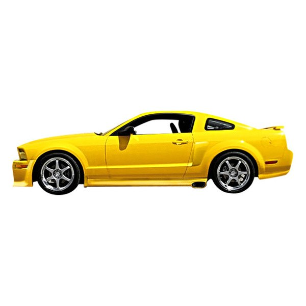 duraflex ford mustang base gt 2010 2011 eleanor style. Black Bedroom Furniture Sets. Home Design Ideas