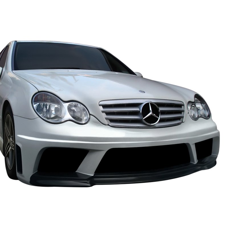 Duraflex mercedes c230 c240 c320 w203 body code for Mercedes benz bumper repair