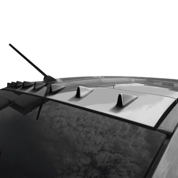 Duraflex®   RX S Style Fiberglass Roof Wing Spoiler ...