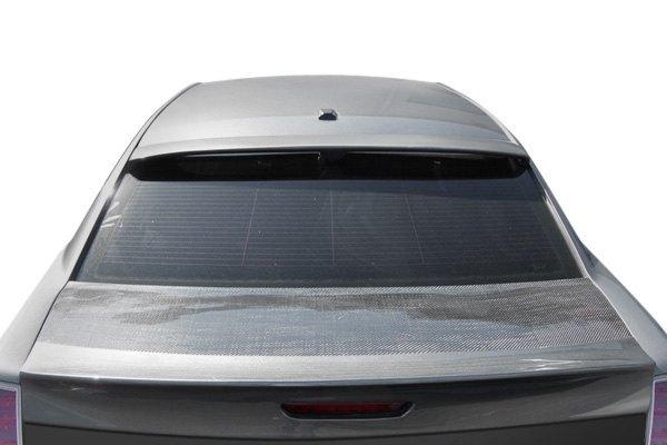 ... Brizio Style Fiberglass Roof Lip Spoiler (Unpainted) ...