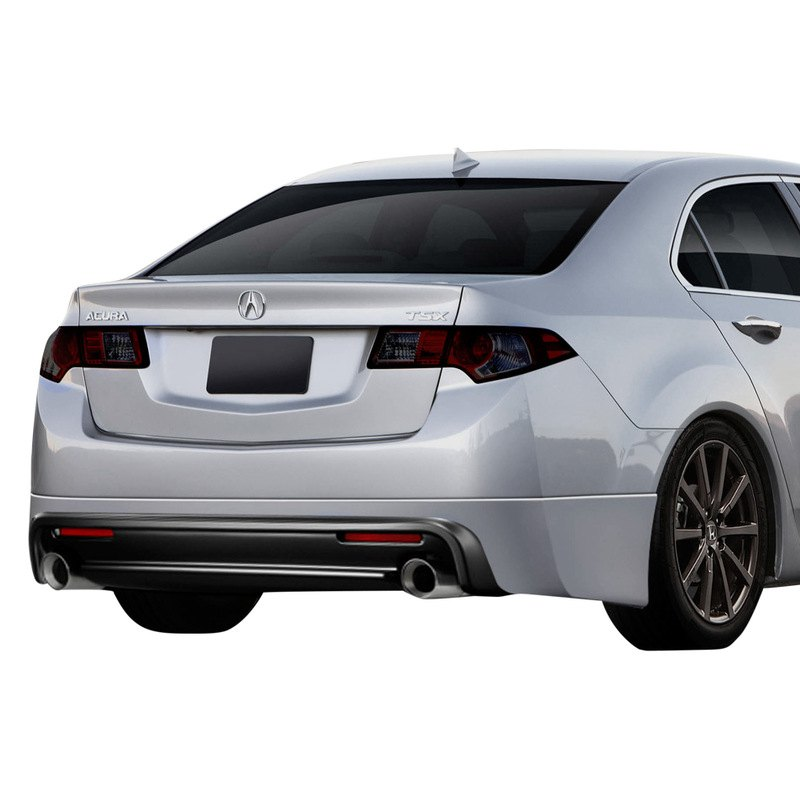 Acura TSX 2009 Type M Style Fiberglass Body Kit
